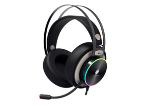 Auriculares Gaming Antryx Kliper 7.1 Virtual, Rgb