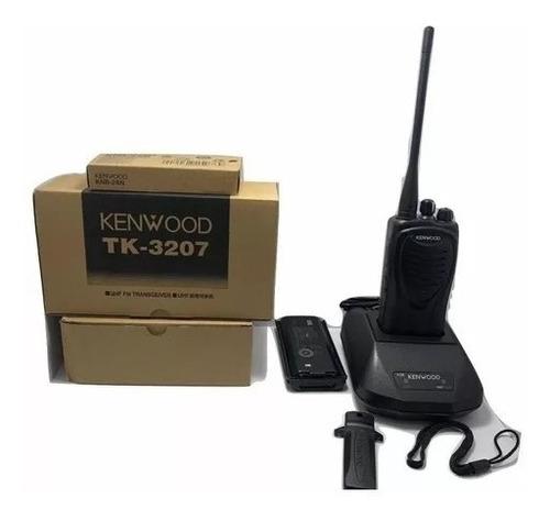 Radio De Comunicación Kemwood Tk-3207- Frecuencia Uhf