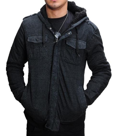Jaqueta Casaco Masculino Blusa Frio Para Inverno Algodão K06