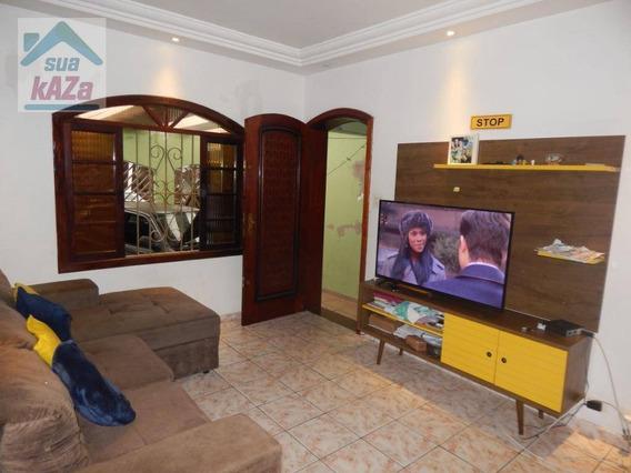 Casa Com 2 Dormitórios À Venda, 125 M² Por R$ 430.000 - Vila Marchi - São Bernardo Do Campo/sp - Ca0011
