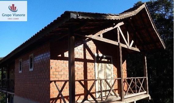 Chácara A Venda No Bairro Centro Em Mairiporã - Sp. - P0107-1