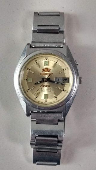 Reloj Orient Automático Cristal