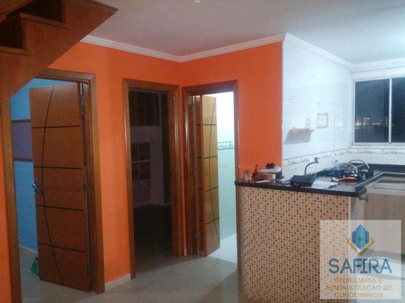 Apartamento Com 2 Dorms, Jardim Itamarati, Poá - R$ 280.000,00, 84m² - Codigo: 866 - V866