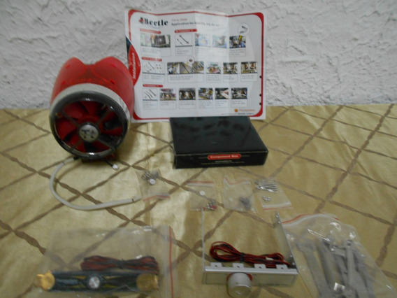 Fan Cooler Cpu 4 En 1 Thermaltake Maximo Enfriamiento