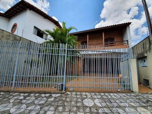 Sobrado À Venda, 247 M² Por R$ 520.000,00 - Vila Trujillo - Sorocaba/sp - So4354
