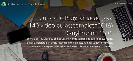 Curso De Programação Em Java (completo2019) Danybrunn 11581