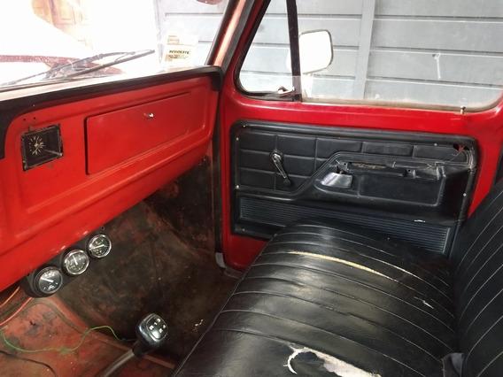 Ford F 100 Modelo 1980