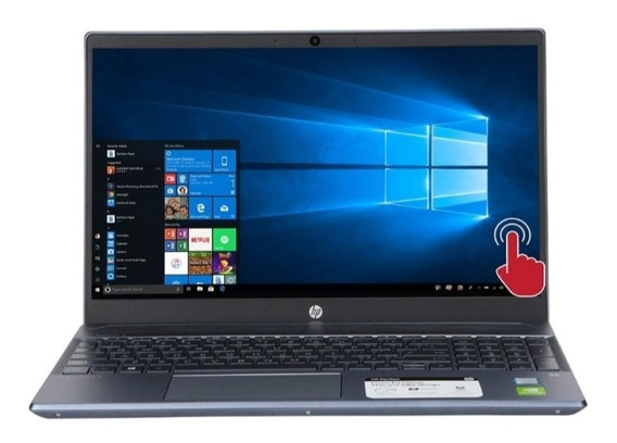Laptop Hp I7 8565u 16gb 1tb Touch 8va Gen Nvidia 4gb 1150dls