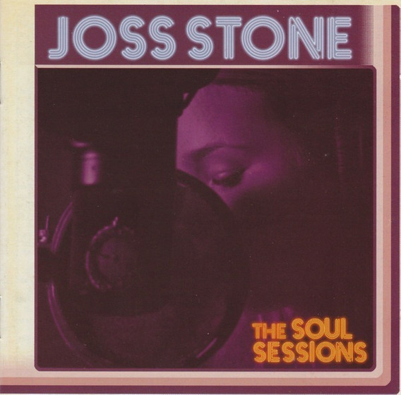 Joss Stone Cd: The Soul Sessions ( Indonesia )