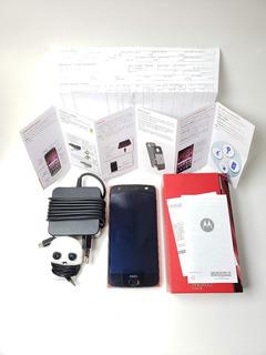 Motorola Z2 Force 6gb Ram + Nf + Fone Original ( 1 Detalhe )