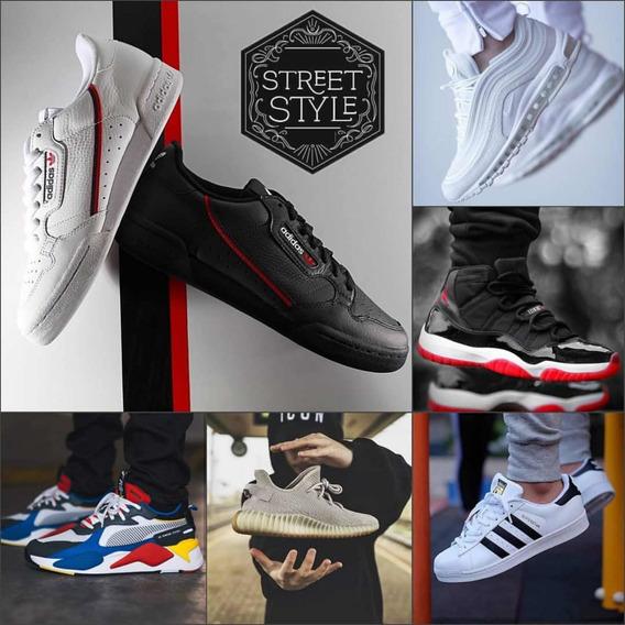 *~* Zapatos En Línea/ adidas Continental/ Puma Xrs/ Nike *~*