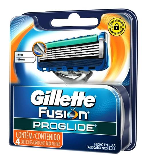 Carga Barbear Gillette Proglide Proglide Regular C/4