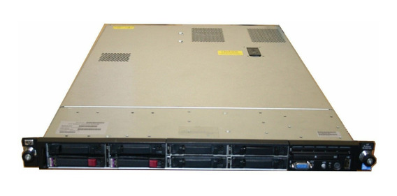 Servidor Hp Proliant Dl360 G6 2xeon X5570 Quad 32g 2sas 300