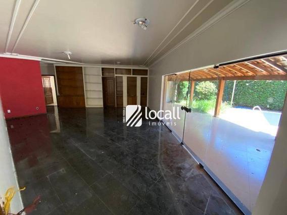 Casa Com 5 Dormitórios Para Alugar, 1100 M² Por R$ 10.000/mês - Jardim Francisco Fernandes - São José Do Rio Preto/sp - Ca2169