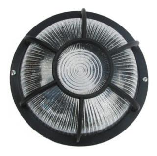Tortuga De Vidrio Exterior Negra En Barracas Electricidad