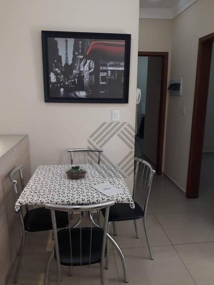 Apartamento Com 2 Dormitórios Para Alugar, 48 M² Por R$ 1.800/mês - Condomínio Villa Sunset - Sorocaba/sp - Ap8530