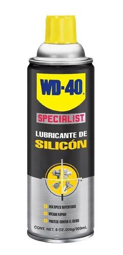 Imagen 1 de 6 de Lubricante De Silicon Specialist Wd-40 309ml