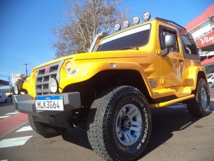 Troller T4 3.2 Turbo 4x4 Diesel - 2013 Segundo Dono
