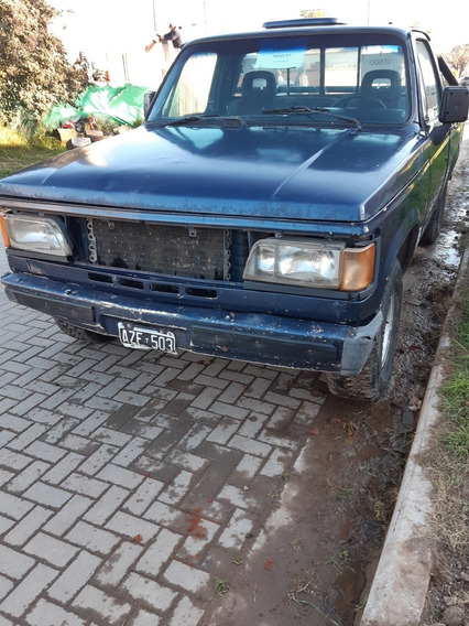 Chevrolet D-20 4.0 Pick-up D20 Deluxe Turbo Plus 1997