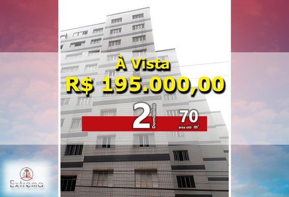Apartamento Com 2 Dormitórios À Venda, 70 M² - Ap1161