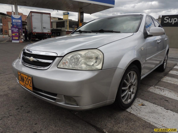 Chevrolet Optra Limited 1.8cc Aa Mt Fe