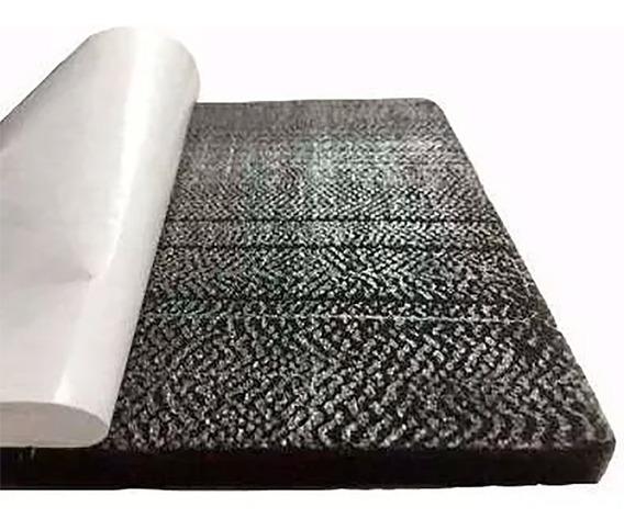 Manta Anti Ruído Espuma Anti-chama Adesivada Isolador 10mm