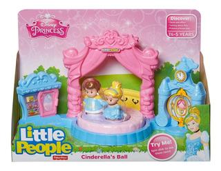 Little People - Baile De Cenicienta - Fisher Price - Nuevo!