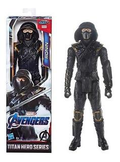 Muñeco Titan Hero En Caja Hasbro