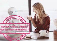 Robot Automático - Mucho Dinero