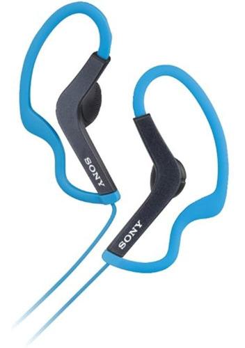Imagen 1 de 1 de Sony Mdras200 Deportes Activos Audifonos Azul
