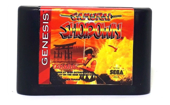 Samurai Shodown Original! Sem Juros! Loja Campinas