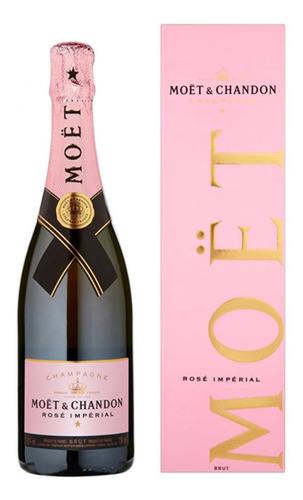 Champagne Moët & Chandon Rosé Imperial 750ml