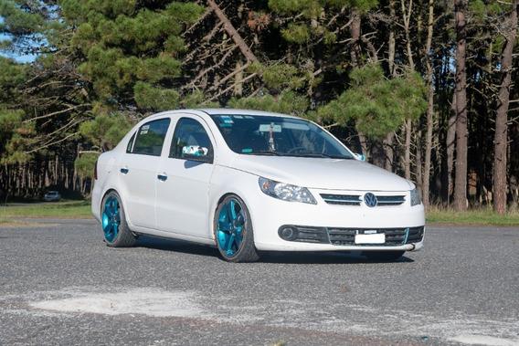Volkswagen Voyage Comfortline 2009 1.6,solo Nafta No Permuto