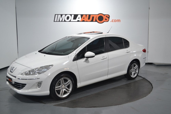 Peugeot 408 1.6 Thp Sport Tiptronic A/t 2013 -imolaautos
