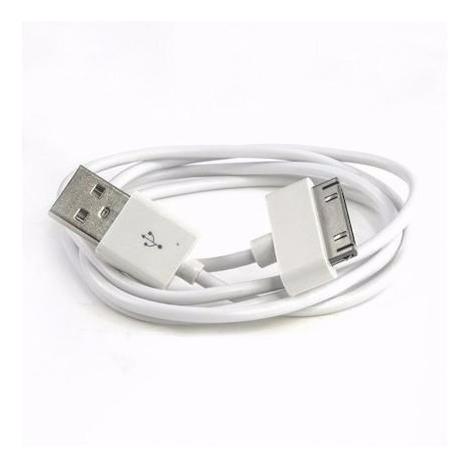 Cabo Usb iPhone 4s - iPod - iPad 1 E 2 - 1mts