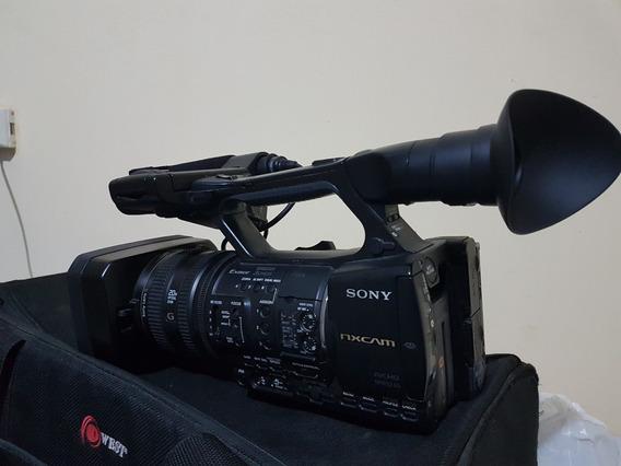 Filmadora Sony Nx5 Full Hd