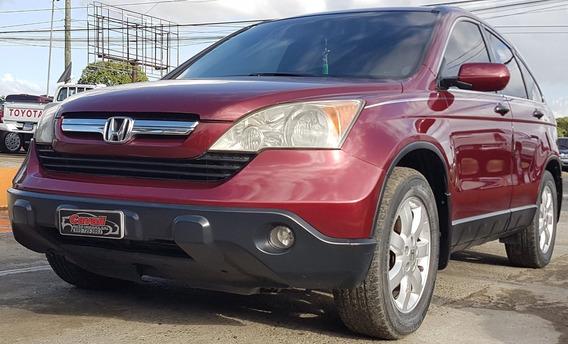 Honda Cr-v Roja 2007