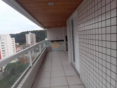 Locação Apartamento 3 Suítes Lazer Completo-canto Do Forte - Ap10793