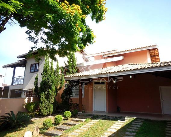 Casa Para Venda Em Condomínio Fechado Em Valinhos - Imobiliária Em Campinas - Ca00448 - 4905754