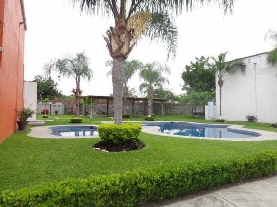 Renta Bonita Casa Amueblada En Tezoyuca