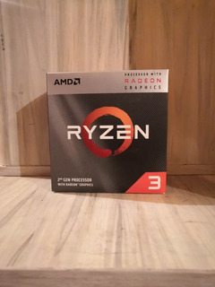 Ryzen 3 3200g Gráficos Vega 8