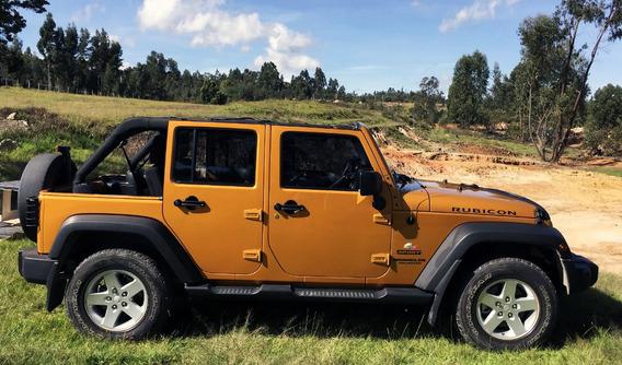 Jeep Wrangler Sport Unlimited 2014 5 Puertas