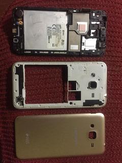 Carcaça Completa Samsung J-3 J320h/ds bem Conservada