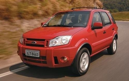 Imagem 1 de 1 de (13) Sucata Ford Ecosport 2008 1.6 Zetec (retirada Peças)