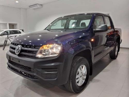Imagen 1 de 15 de Volkswagen Amarok 2.0 Cd Tdi 140cv Trendline Llantas16 Lucas