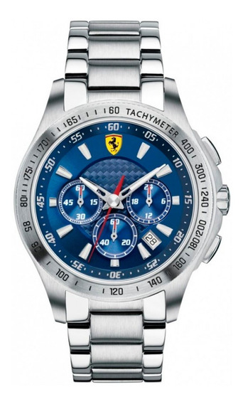 Relógio De Pulso Ferrari Sf105 0830049 Original