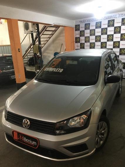 Volkswagen Voyage 1.6 Msi Total Flex 4p 2019