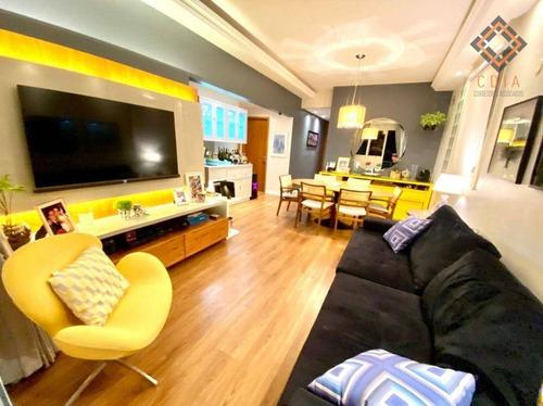 Imagem 1 de 28 de Apartamento Com 3 Dormitórios À Venda, 100 M² Por R$ 1.280.000,00 - Vila Mariana - São Paulo/sp - Ap54952