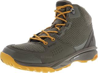 Zapatillas Hi Tec V Lite Aptas Para Ciudad Trekking Montaña