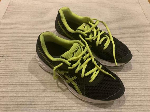 Zapatillas Asics Niños Niñas Running Talle 37